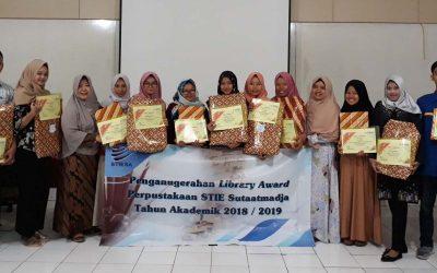 Library Award 2018